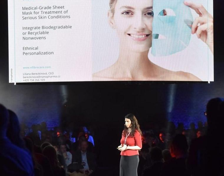 Český startup [n]fibrecare vyhrál FutureNow Startup Awards a odnáší si přes půl milionu korun