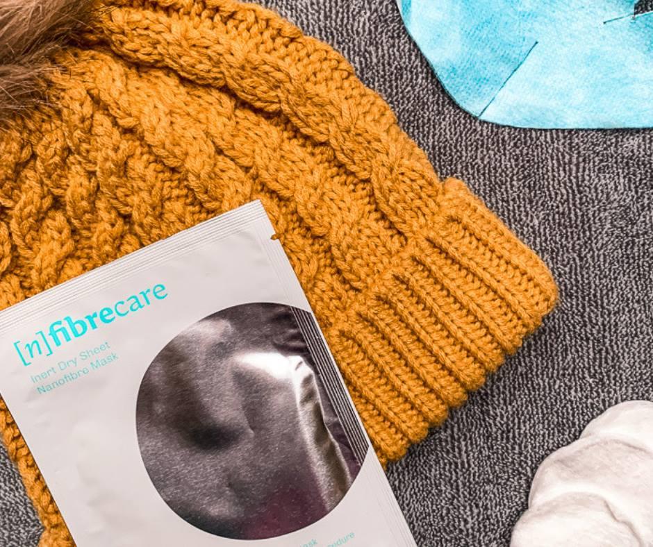 Dry sheet mask [n]fibrecare