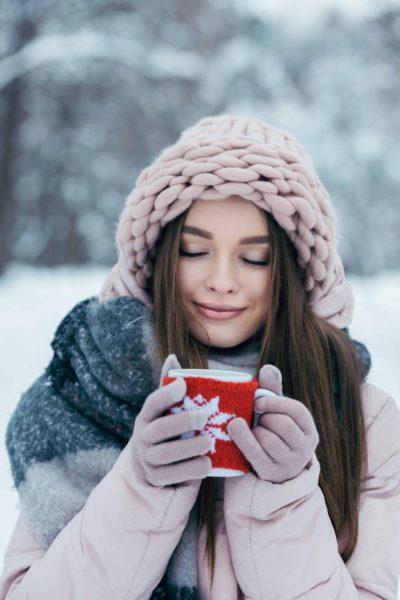 Pokožka v zimě trpí kvůli suchému vzduchu